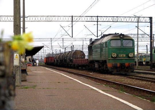 ST44 za chwilę opuści Szczecinek