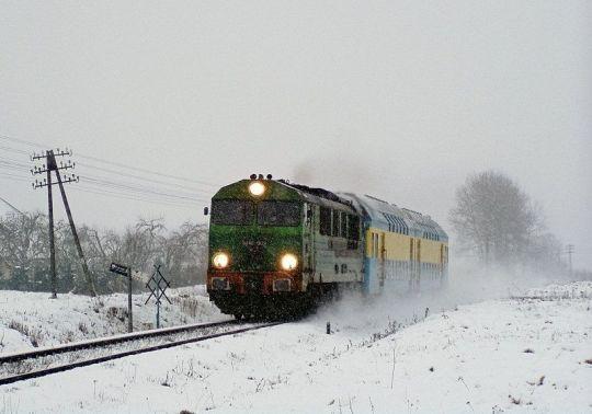 Osobowy ze Szczecinka do Słupska