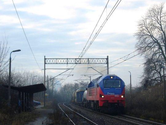 Kolej Bałtycka ostatnio zastępuje FPL na polickiej linii