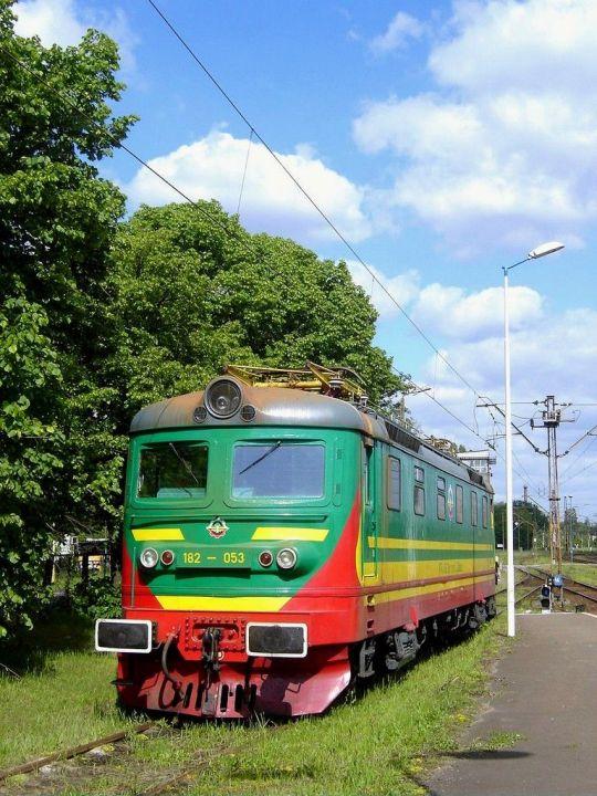 """Kopalnia """"używek"""" w przypadku lokomotyw elektrycznych nadal sięga poza granice naszych południowych sąsiadów"""