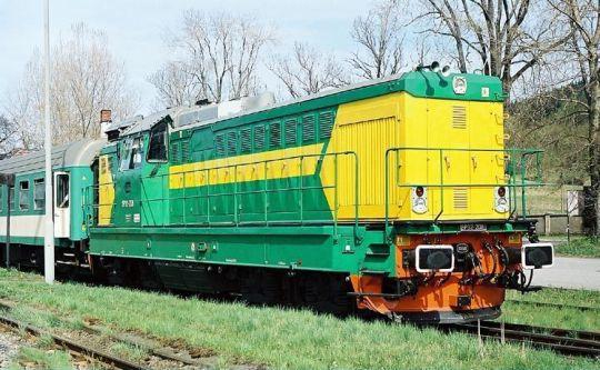 Tak wygląda zmodernizowana lokomotywa SP32