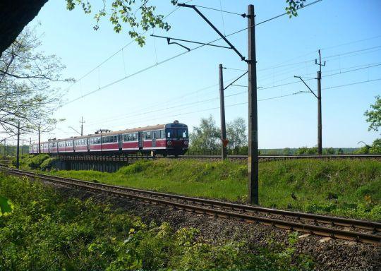 """""""Edek"""" w drodze do Słupska"""