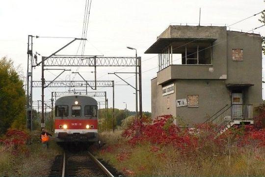 LCS Trzebież wypuszcza pociąg pasażerski