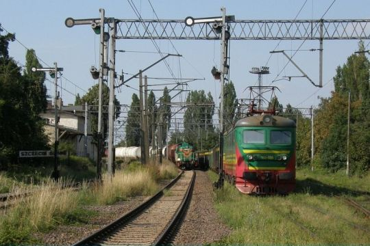 Szczecin Glinki i manewry