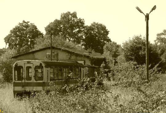 10 lat temu zamknięto doberską lokomotywownię II klasy kolei dojazdowych