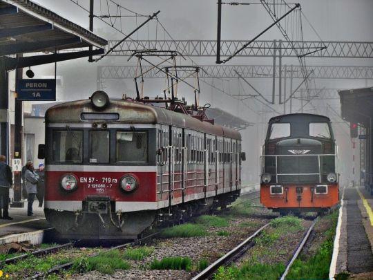 Kołobrzeska jednostka właśnie zakończyła służbę na pociągu REGIO