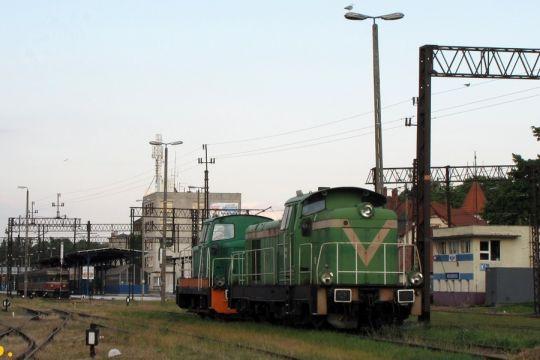 Sezonowe wsparcie w postaci zakładowej SM42 już przybyło do Kołobrzegu