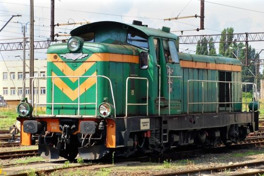 """Szczecińska """"stonka"""" czeka na zatrudnienie na terenie lokomotywowni"""
