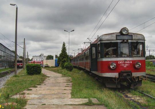 Jednostka szykuje się do popołudniowego kursu do Poznania
