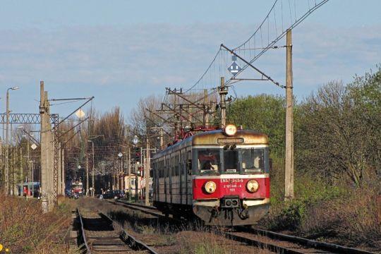 REGIO do Poznania powoli ucieka z Kołobrzegu