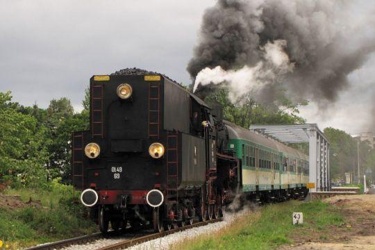 Chciałoby się napisać: Pociąg osobowy z Kołobrzegu do Gryfic...