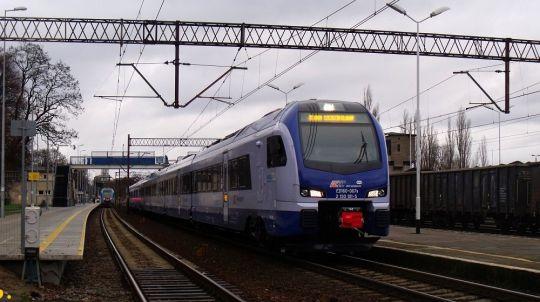 Pierwszy rozkładowy Flirt przyjechał do Szczecina z 10-minutowym opóźnieniem