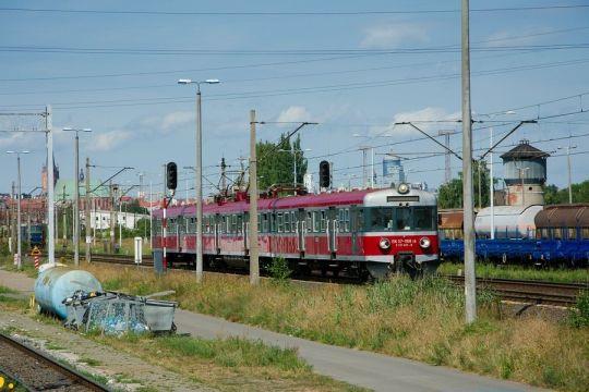 PR Szczecin nie posiada już EN57, ale jednostki z innych zakładów czasem przyjeżdżają